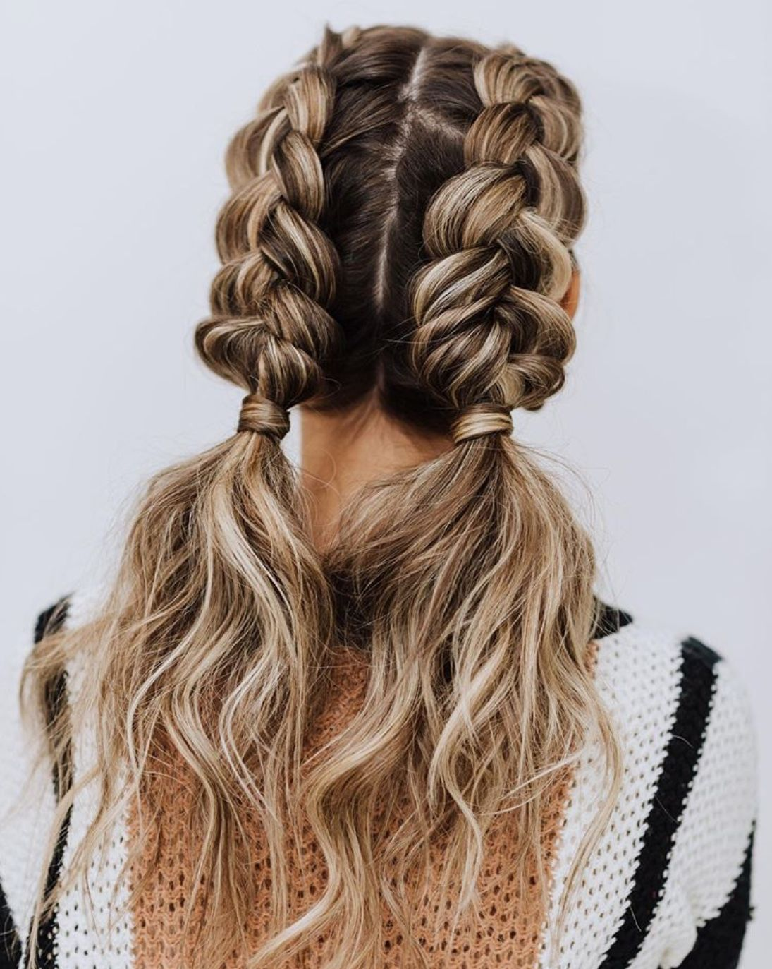 Looking For Beautiful Braided Hairstyles You Can Easily Do On Your Own Then Check Out Easy Braided Hairstyles For Long Braids For Long Hair Active Hairstyles