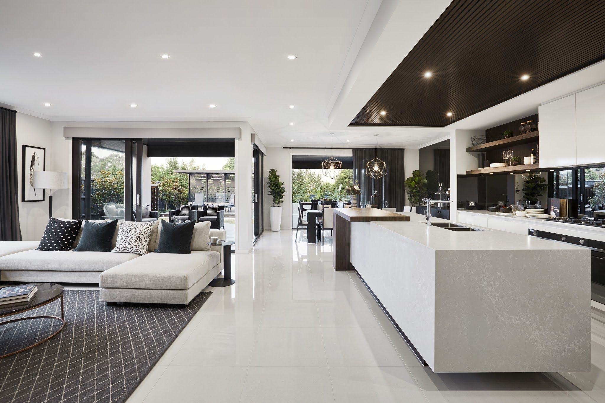 Offenes Wohn Esszimmer Küche Image Result For Glen Waverley Metricom Kitchen Pinterest
