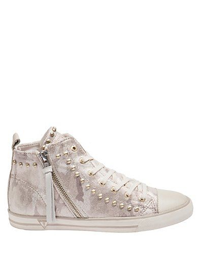 Maintenant, 15% De Réduction: Baskets Hightop Bradie Guess Côté