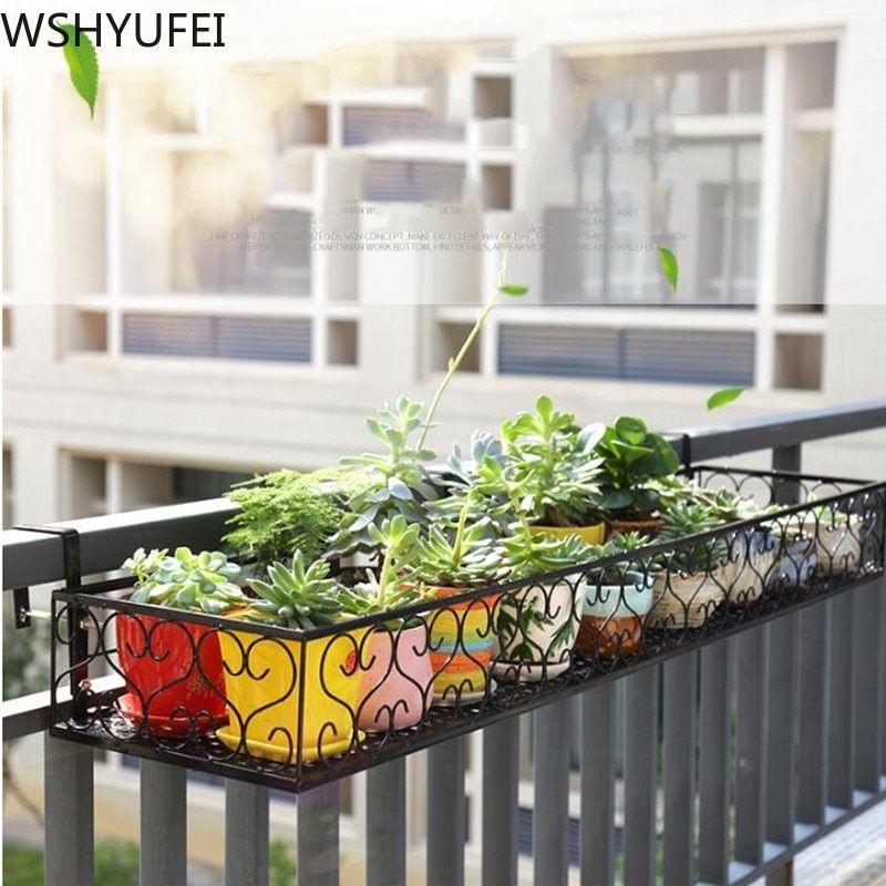48+ Garden planter hanging over balcony railings ideas in 2021