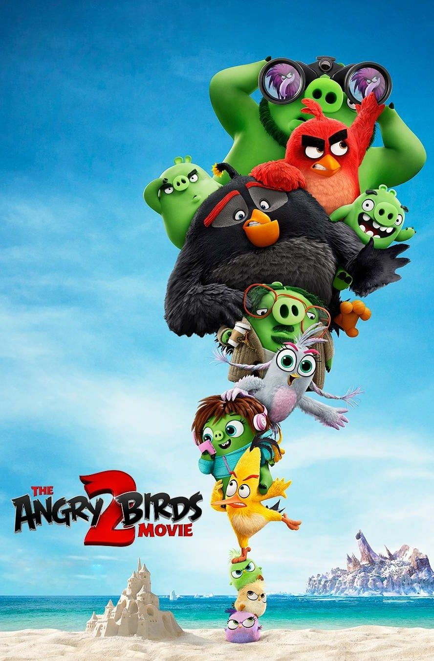 Assistir Filme Cmplet The Angry Birds Movie 2 Películas Completas Poster De Peliculas Peliculas