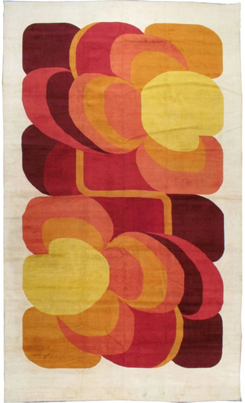 Modernist Rugs Modern Colorful