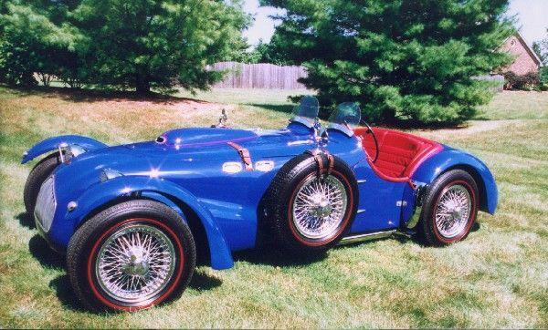 1950 Allard J2 Car Amazing Cars Barrett Jackson Auction