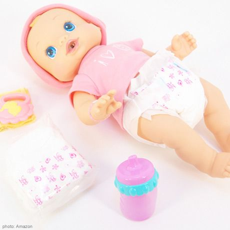 Casdon Baby Doll/'s Changing Mat Girls Little Mummy Pretend Role Play Toy Set