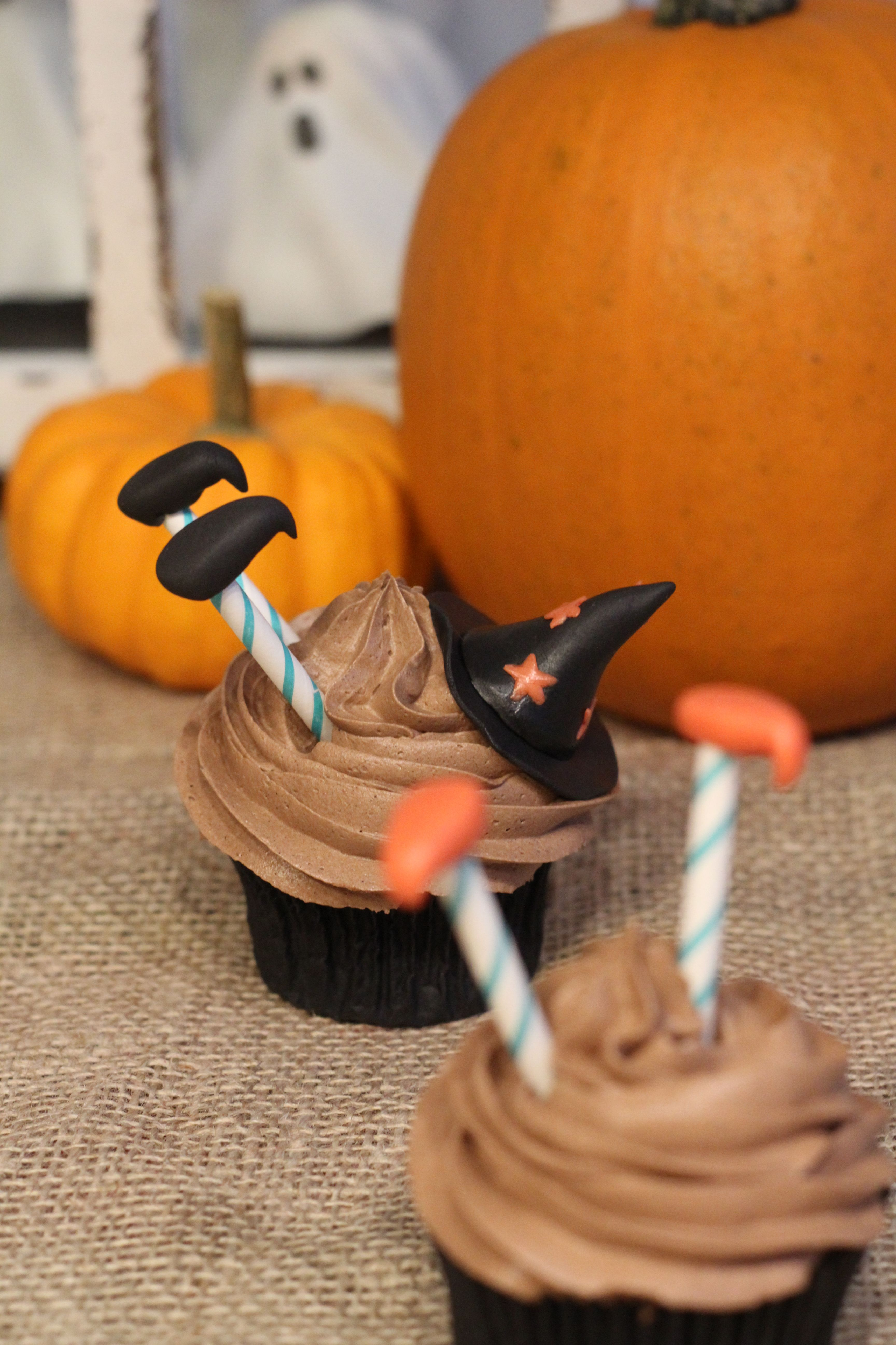 Unfortunate Landing Cupcakes