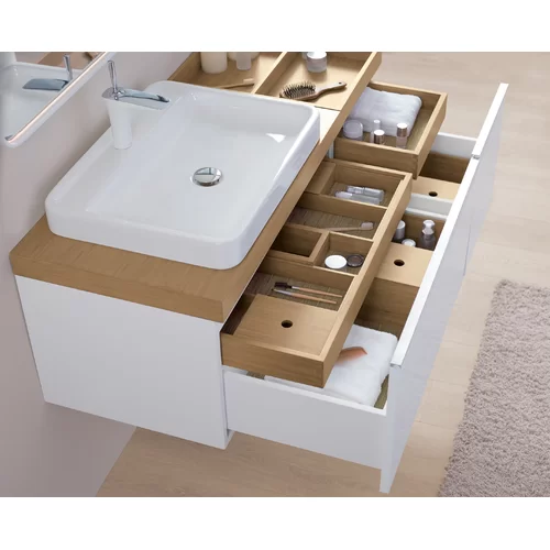 Free 16 Quot Single Bathroom Vanity In 2020 Single Bathroom