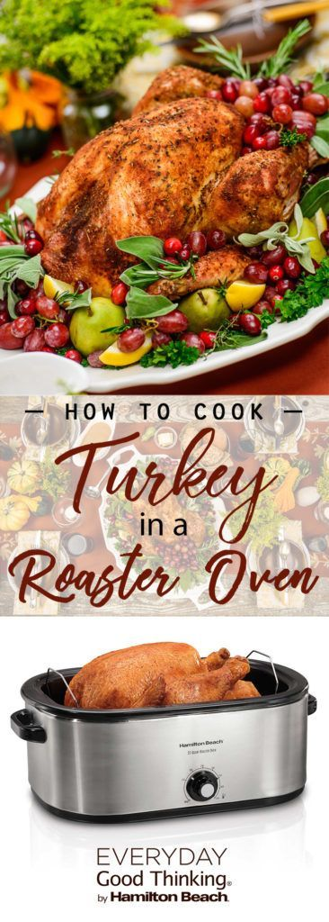 Photo of How to Cook Turkey in a Roaster Oven for Thanksgiving