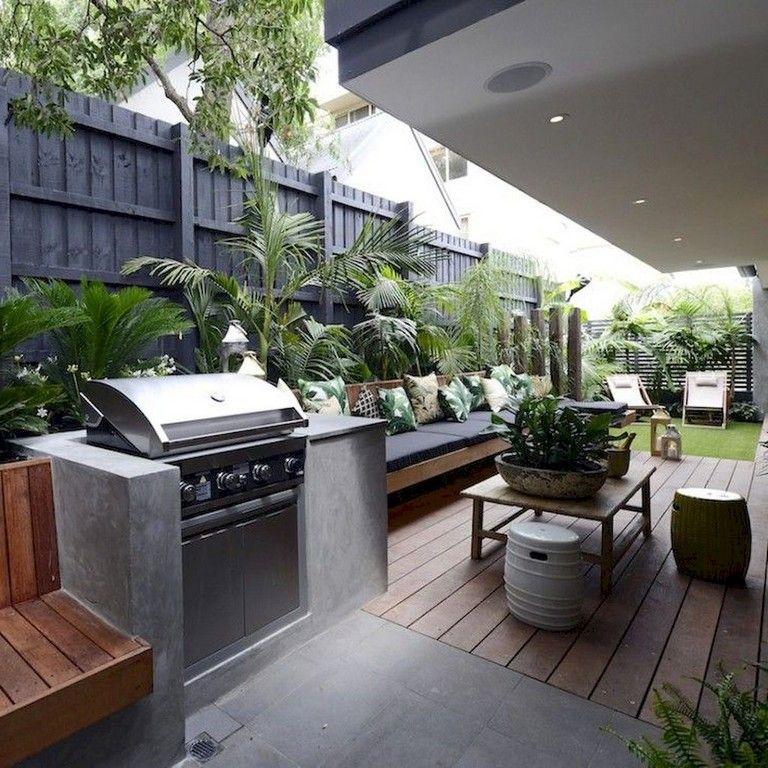 67+ Beautiful Small Backyard Landscaping Ideas