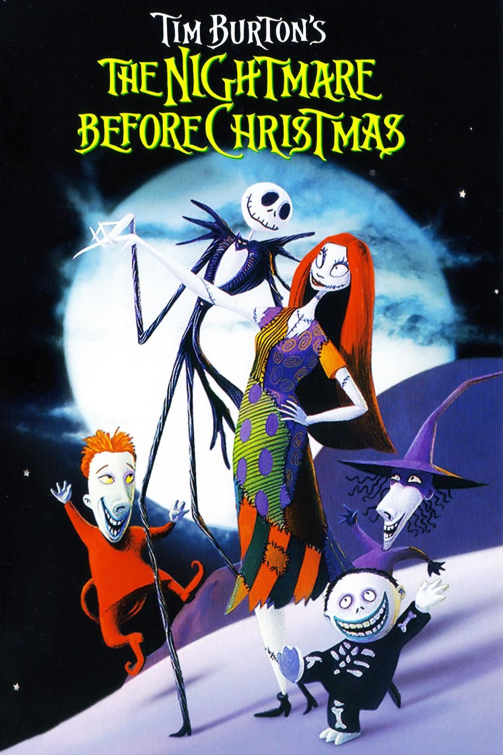 nightmare before christmas | ... Nerfherder: Movie Poster Art: The ...