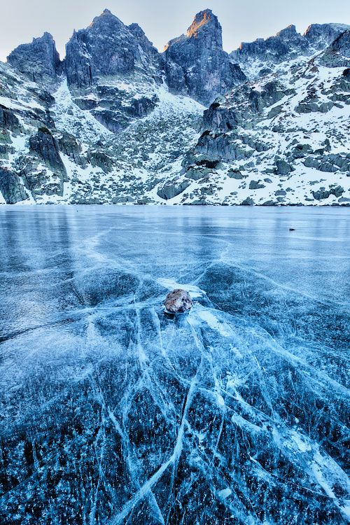 Cracks In the Ice