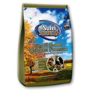 Nutrisource Grain Free Chicken Small Breed Dog Food 15lb Learn