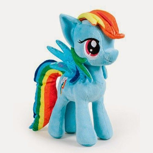 Equestria Daily: Famosa Pony Plushies Popping Up on Spanish Toys R' Us Site