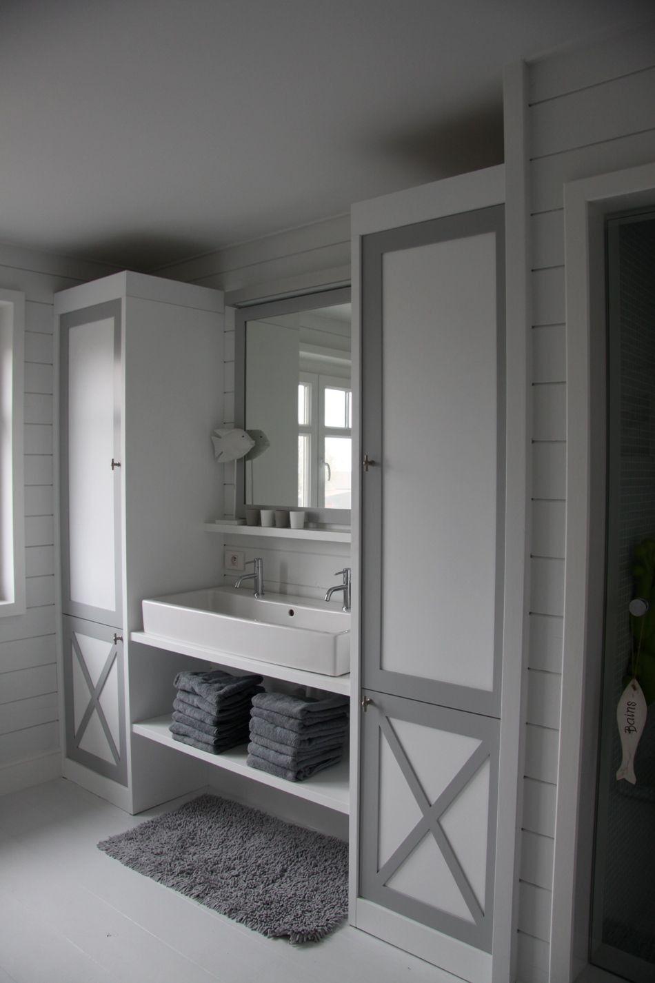meuble salle de bain mi casa