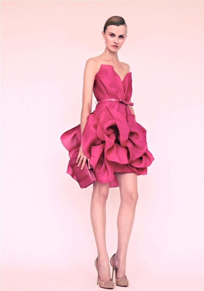 Marchesa Resort 2013 featured fashion designers | Strictly Runway ...