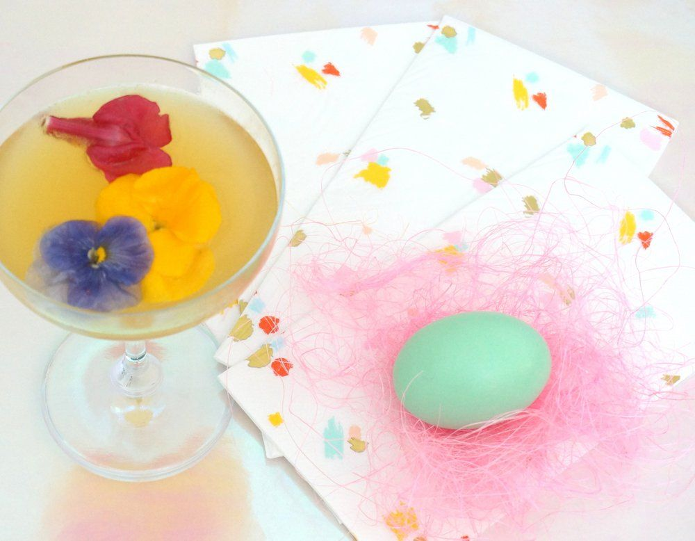 Host A Vibrant Easter With A Candy Colored Palette