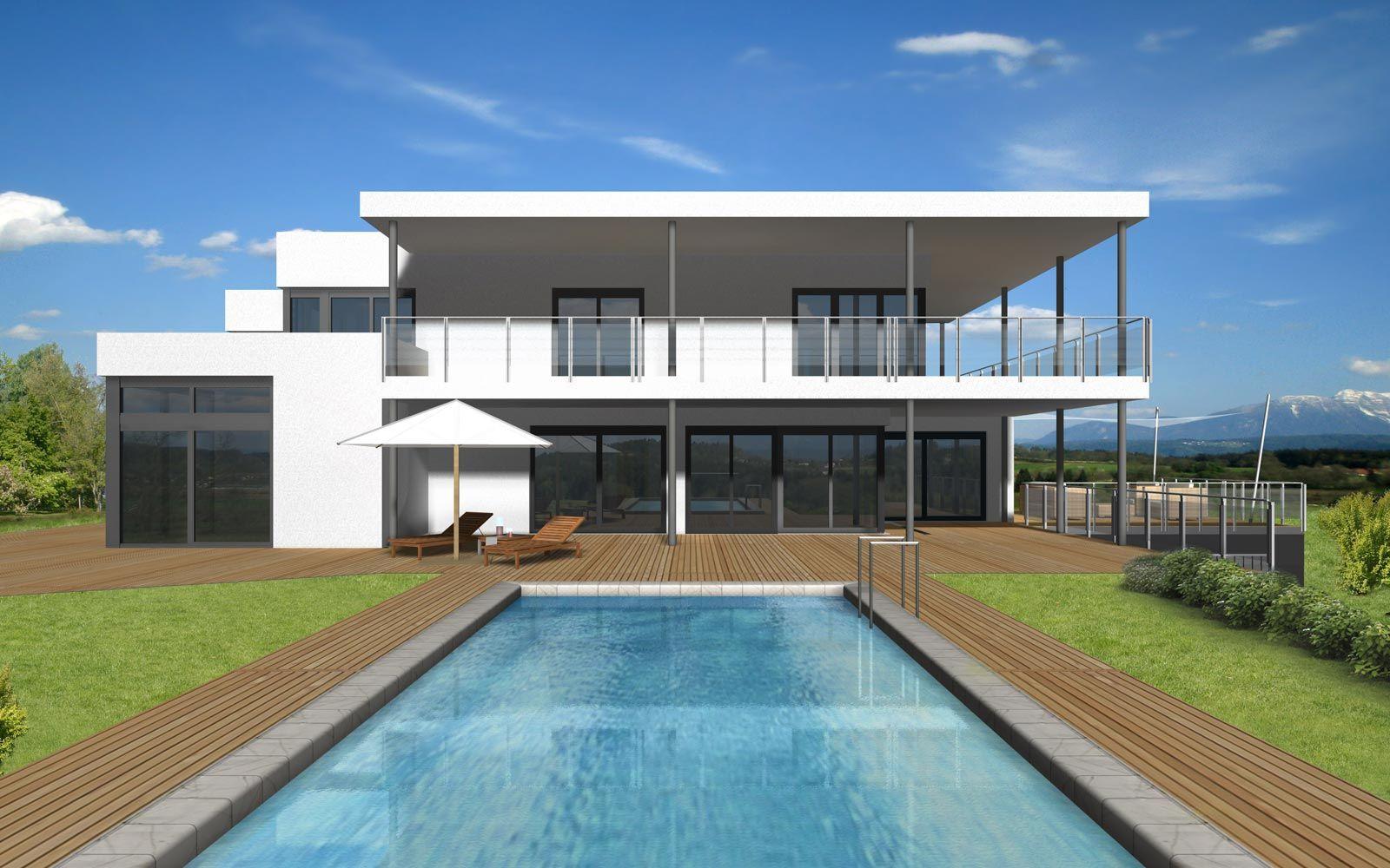 Haus Modern Bauen - rockydurham.com -