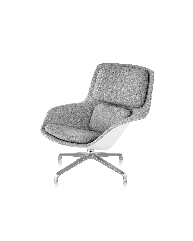 Striad Lounge Chair Heavy Duty Beach Chairs Lounge Chair Modern Lounge Chairs