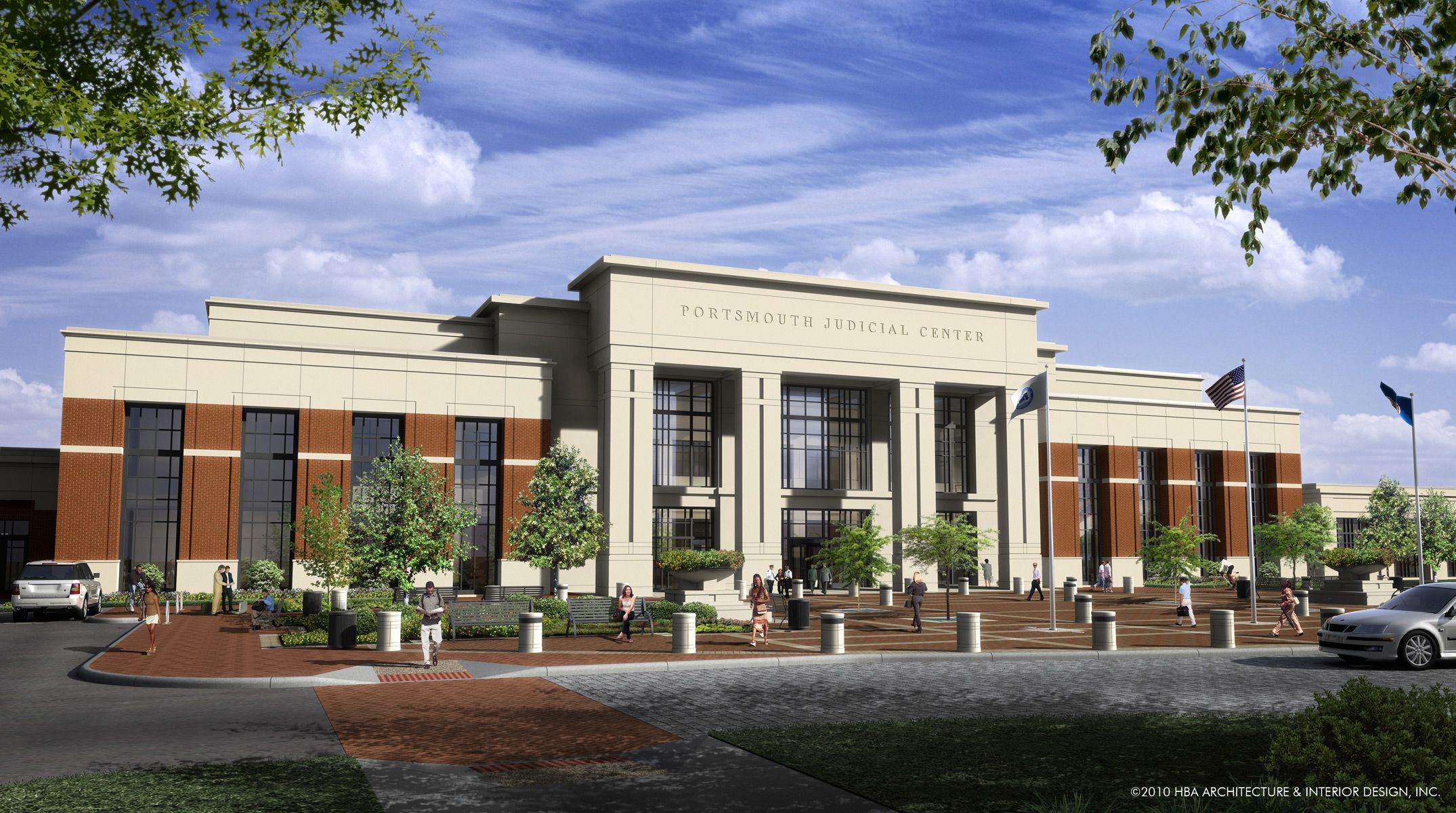 Portsmouth Judicial Center With Images Interior Architecture