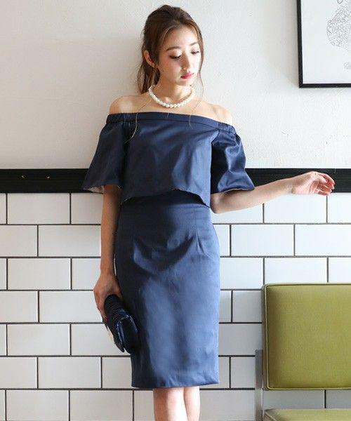 【ZOZOTOWN 送料無料】DRESS LAB(ドレスラボ)のドレス「\カリスマモデル平子理沙さん着用/オフショルダーボレロ風セットアップパーティードレス・ワンピース【結婚式・お呼ばれ対応】」(dl0063)をセール価格で購入できます。