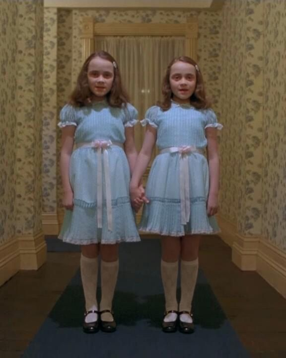 The Shining Twin S Dress Made To Order Www Annamkyle