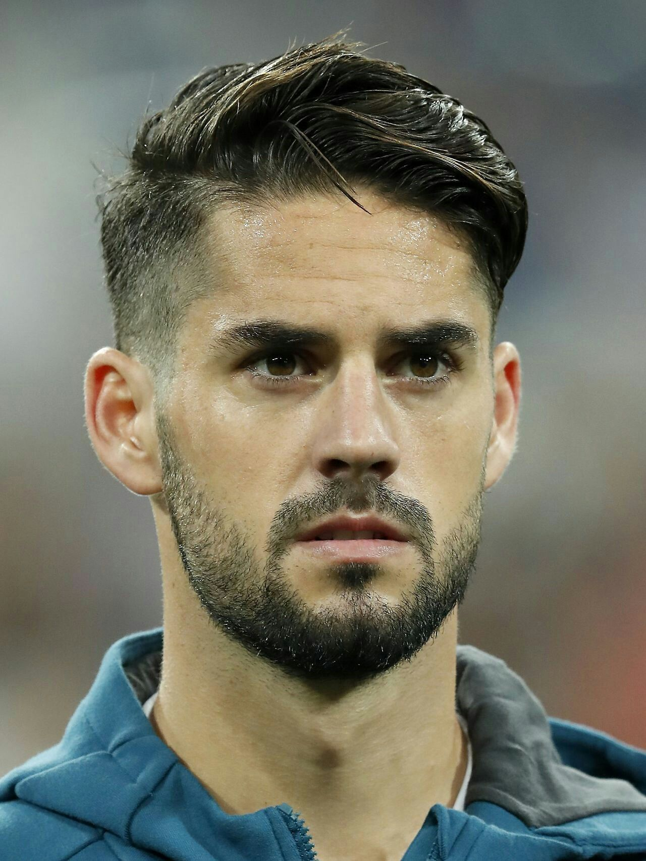 Isco Haircut 2018 | REAL | Isco, Soccer hairstyles, Soccer player ...