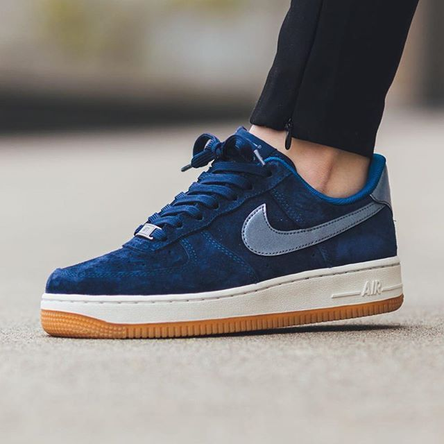 Trendy Sneakers 2017/ 2018 : Sneakers Femme - Nike Air Force 1 Low... -  FashioViral.net - Leading Lifesyle & Fashion Magazine