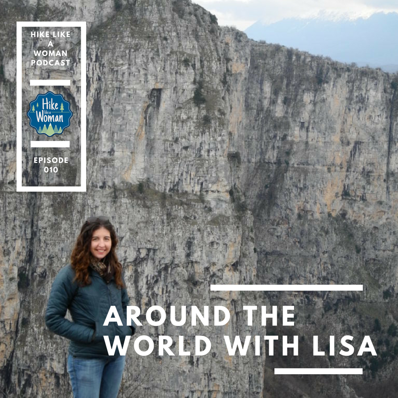 Meet Lisa!  Lisa is a hiker, a wanderer, a writer and a world traveler. Her adventures have taken her from Turkey to Italy, Puerto Rico and beyond. She's even worked on a Horse Farm in England. You can read about her travels at Freelance Farmer Chick and her outdoor adventures right here on Hike Like A Woman.   I think you're going to LOVE getting to know her on today's podcast episode. Check it out!  Around the World With Lisa http://hikelikeawoman.net/2017/01/around-the-world-with-lisa/