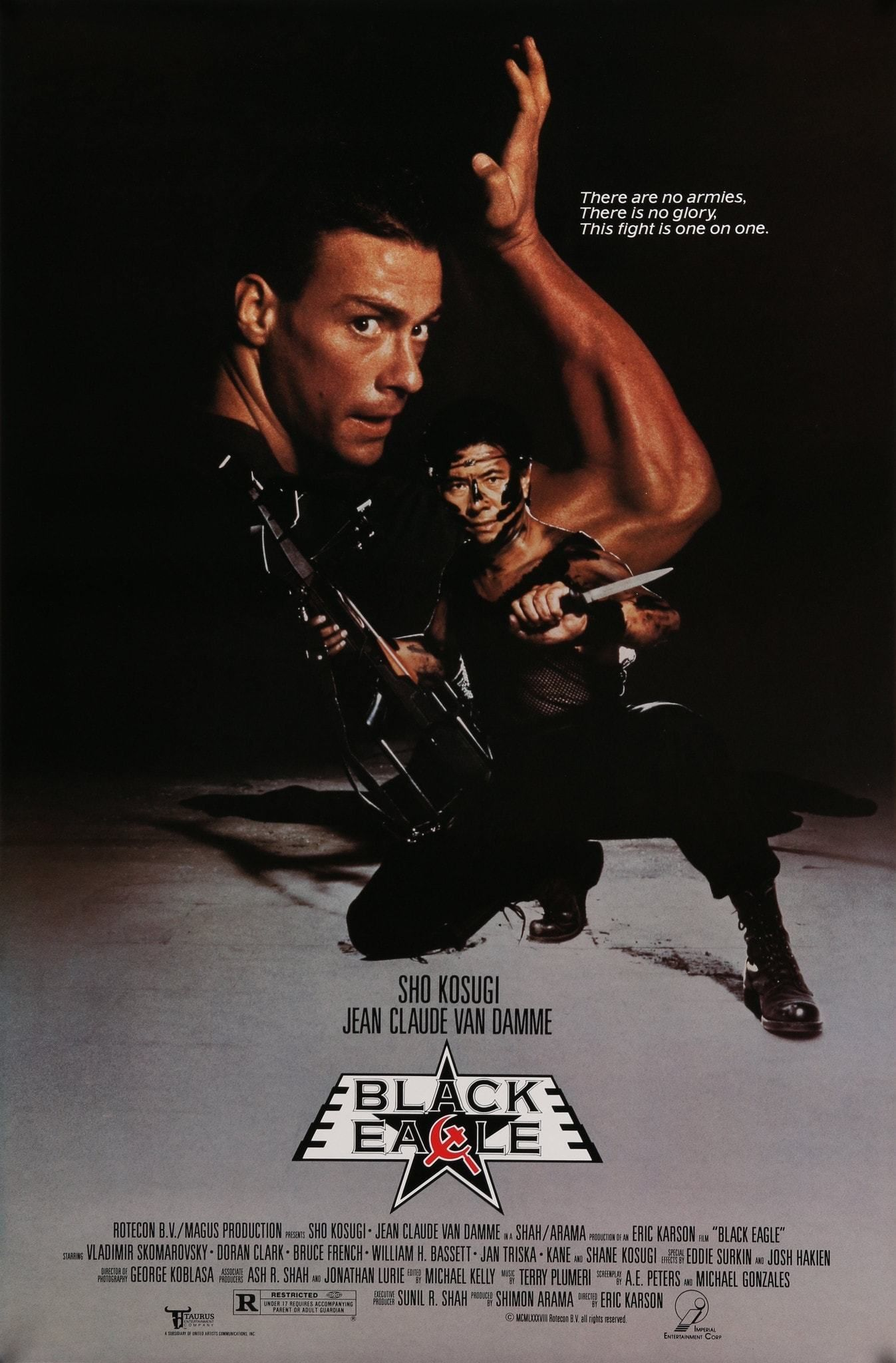 Black Eagle 1988 Jean Claude Van Damme Van Damme Black Eagle