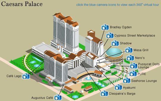 Map Caesars Palace Google Search Travel Pinterest
