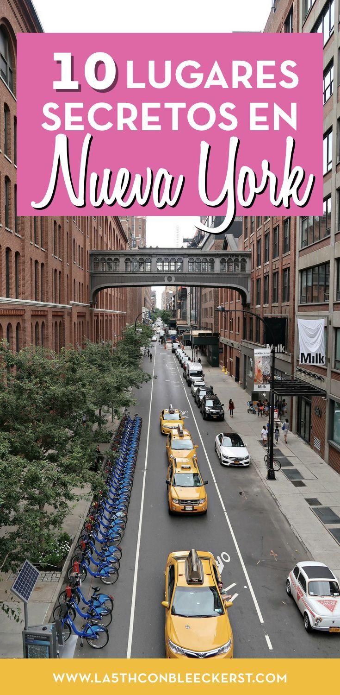 10 lugares secretos en Nueva York