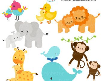 Baby Animals Clipart Free Commercial Use Cute Clip Art ...