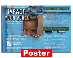 Image result for poster for world hunger