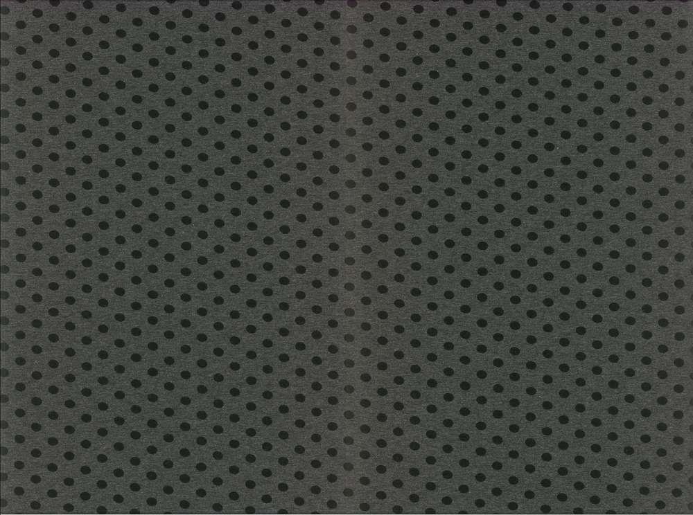 Jersey Kito Punkte Grau Meliert Grau Meliert Punkte Grau