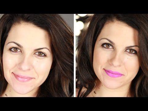 Women Test Long-Wear Lipsticks • Lady Like - YouTube