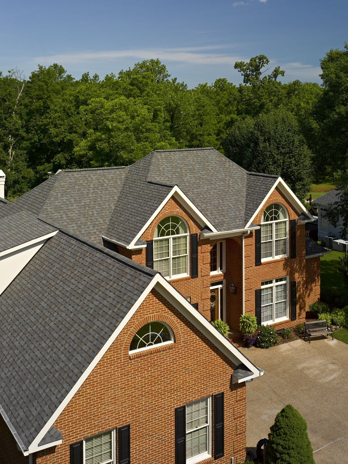 Best Landmark Series Shown In Driftwood Certainteed Roofing 400 x 300