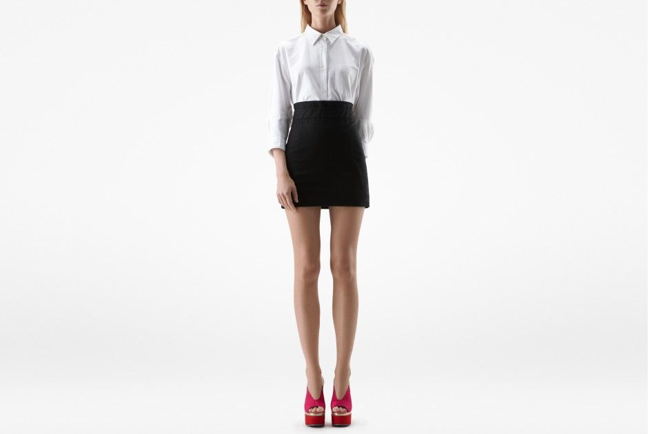 acne skirt. need this.