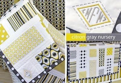 Cute tutorial for baby bedding