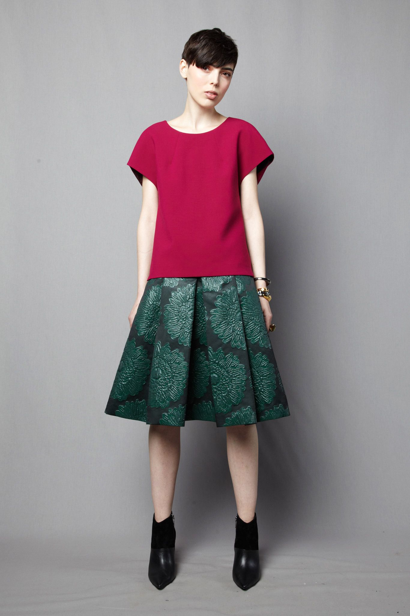 Trina Turk | Fall 2014 Ready-to-Wear Collection | Style.com