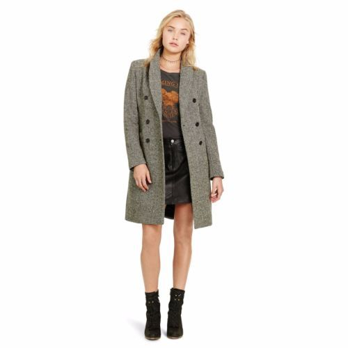 Denim-amp-Supply-Ralph-Lauren-Women-100-Wool-Double-Breast-Tweed ...