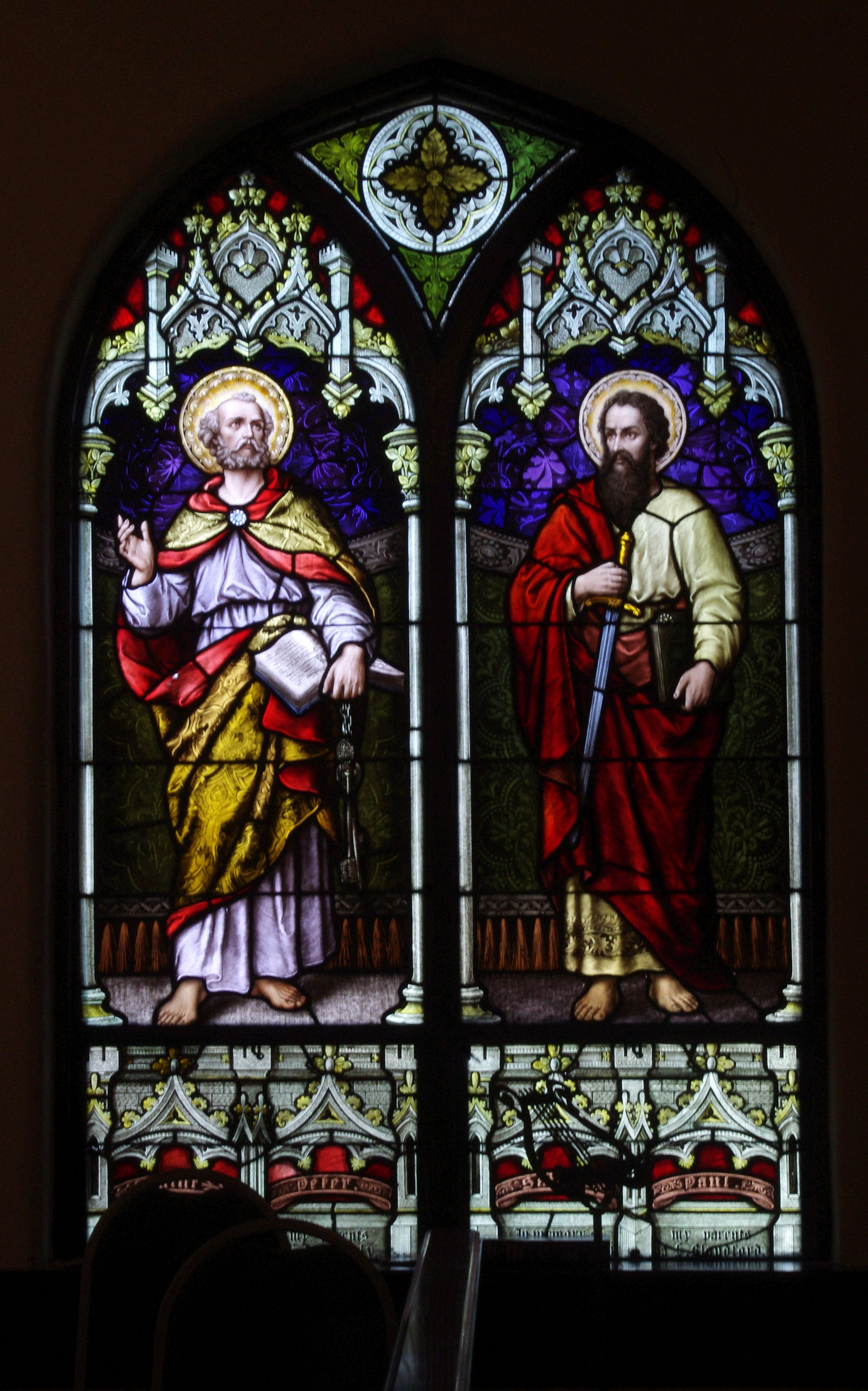 To Rob Peter to Pay Paul (Phrase) St peter, paul, St