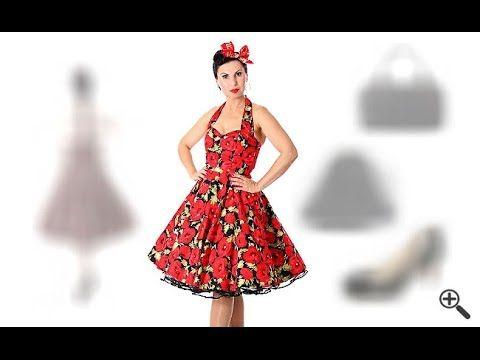 Diese Petticoat Kleider im 50er Jahre Stil wa... http://www ...