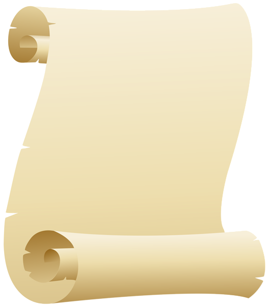 Scroll Clipart PNG Image | Clip - 45.9KB