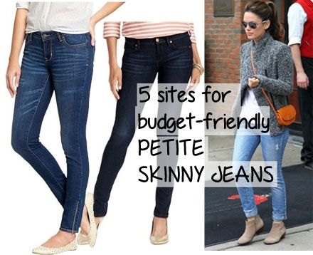 Jeans For Short Women - Legends Jeans