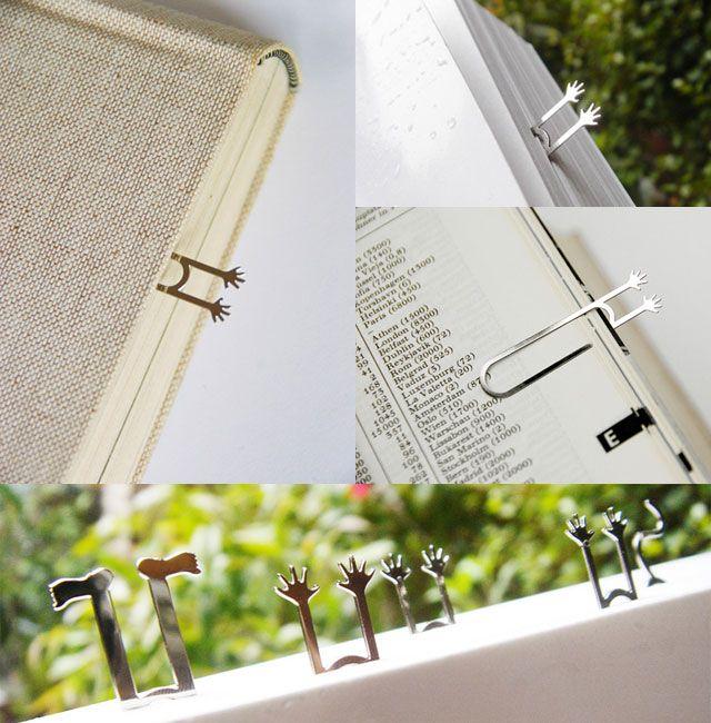 loads of creative bookmarks