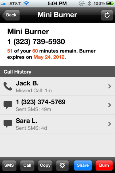 Need disposable phone numbers? Burner has you covered | The