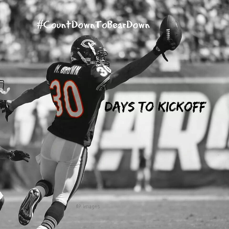 best loved 1043f d65d0 30 days... Countdown to Beardown - Mike Brown | Chicago ...