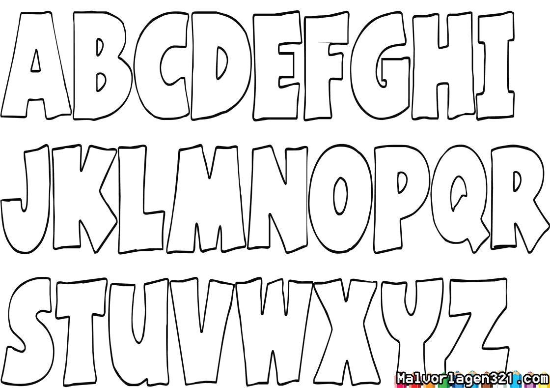 Schablonen Zum Ausdrucken Verwandt Mit Buchstaben Schablonen Zum Ausdrucken Buchstaben Vorlagen Zum Ausdrucken Alphabet Malvorlagen Buchstaben Vorlagen