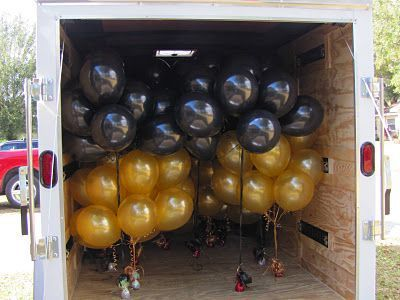 Party People Celebration Company  Special Event Decor Custom Balloon decor and