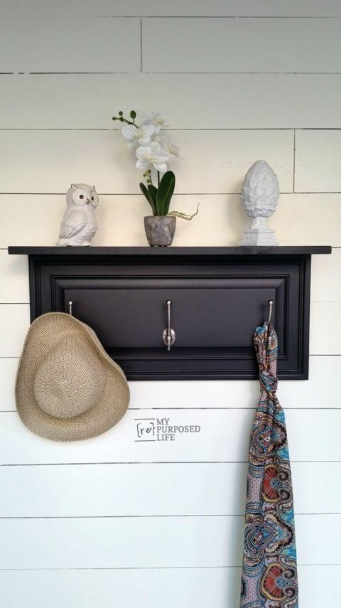 Easy Cabinet Door Projects Repurposed