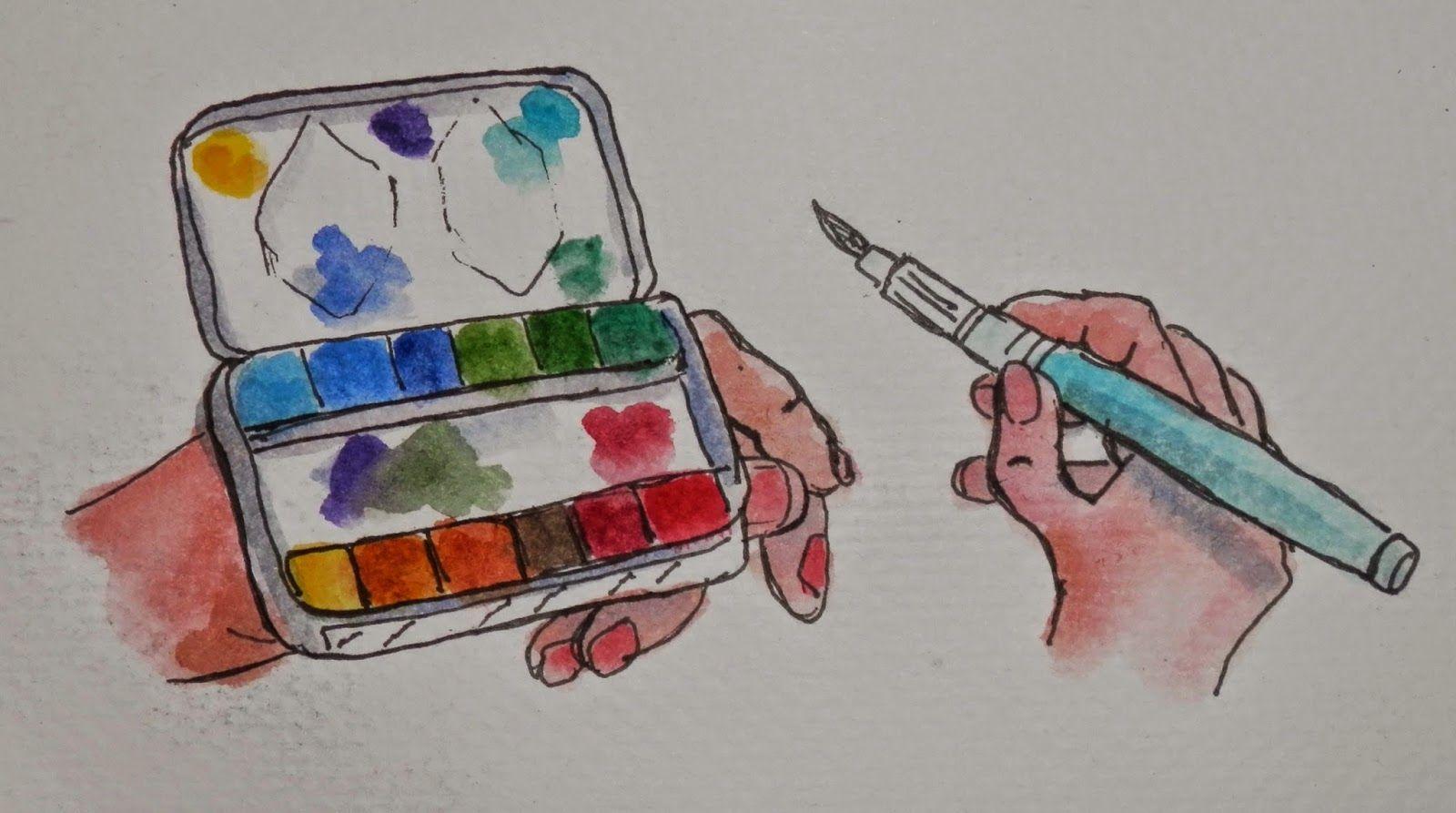 Art Supplies Drawing Sketching